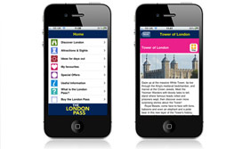 London Pass iPhone App