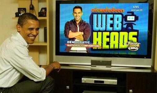 Webheads Obama
