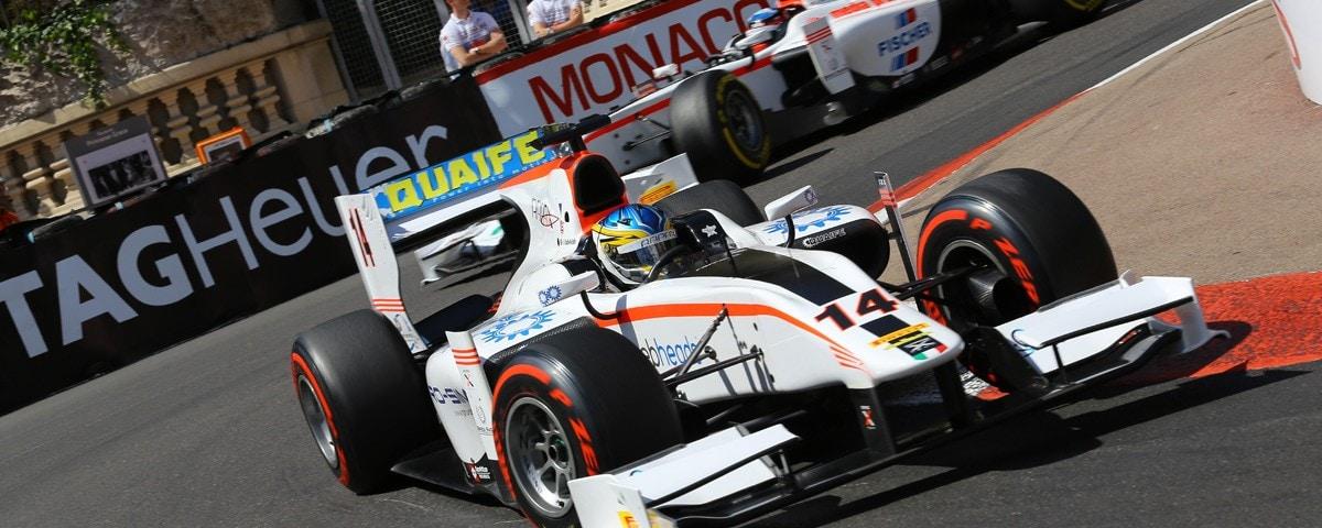 Webheads announces support for Adrian Quaife-Hobbs GP2