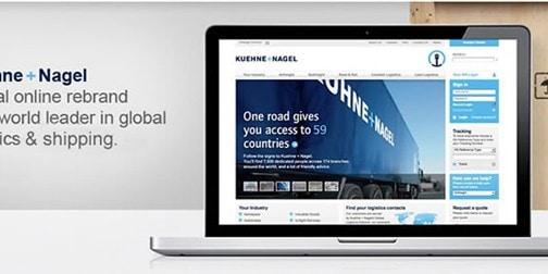 Kuehne + Nagel's Digital Agency