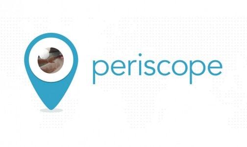 Periscope App Social Media