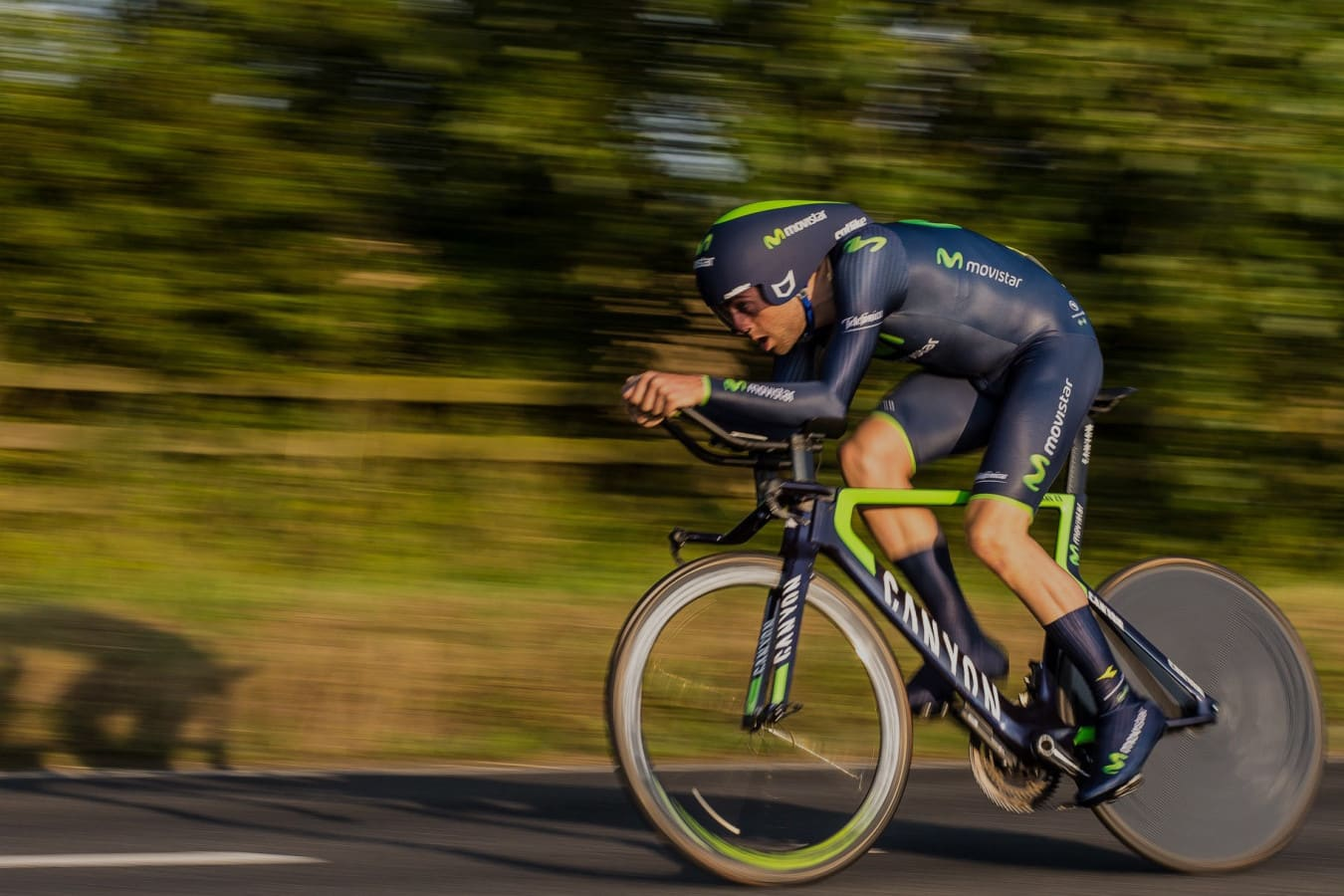 We put  Alex Dowsett into top gear