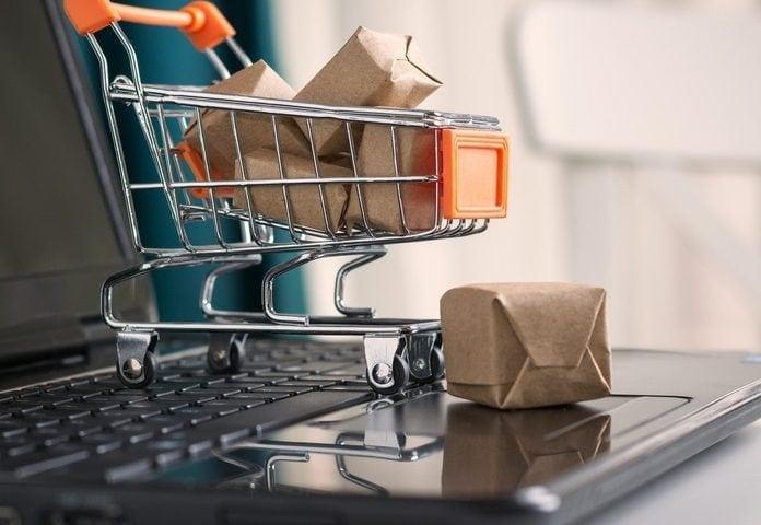 social media and shopping