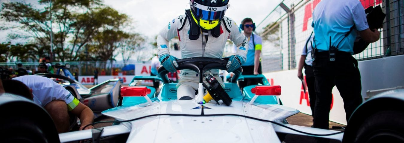 Formula E Championship Tom Dillman