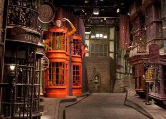 Golden Tours API – Harry Potter Studio Tour