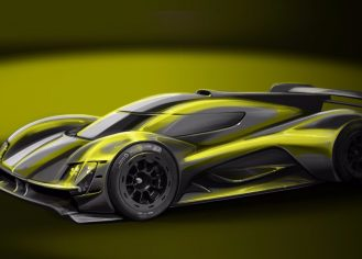 Creating Hype with the ByKolles Hypercar